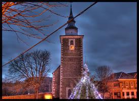 HDR Saive church