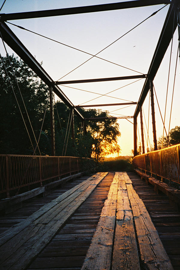 Goatman's Bridge