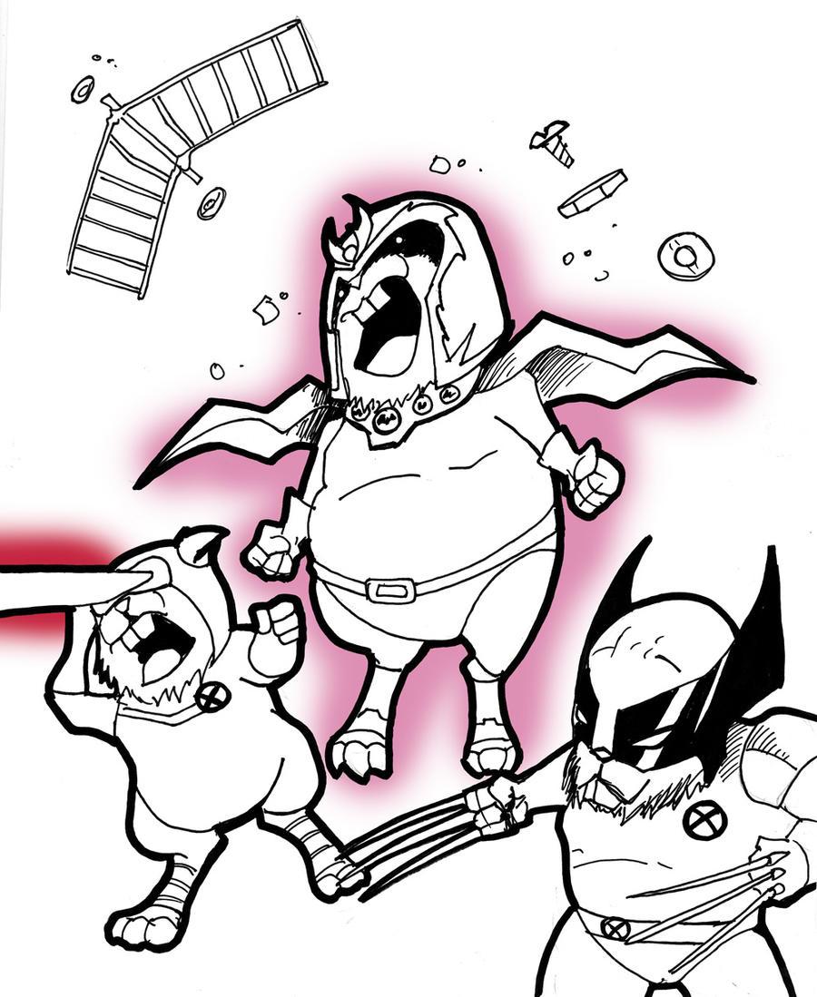 X-Hamsters by DarkstreamStudios