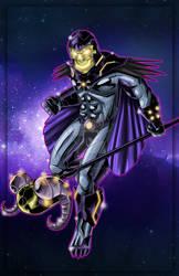 Skeletor Silverhawk