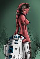 R2 Love by DarkstreamStudios