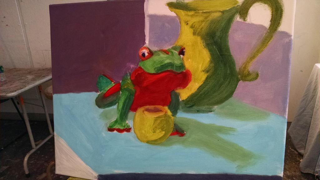 painting practice yep by synnworld