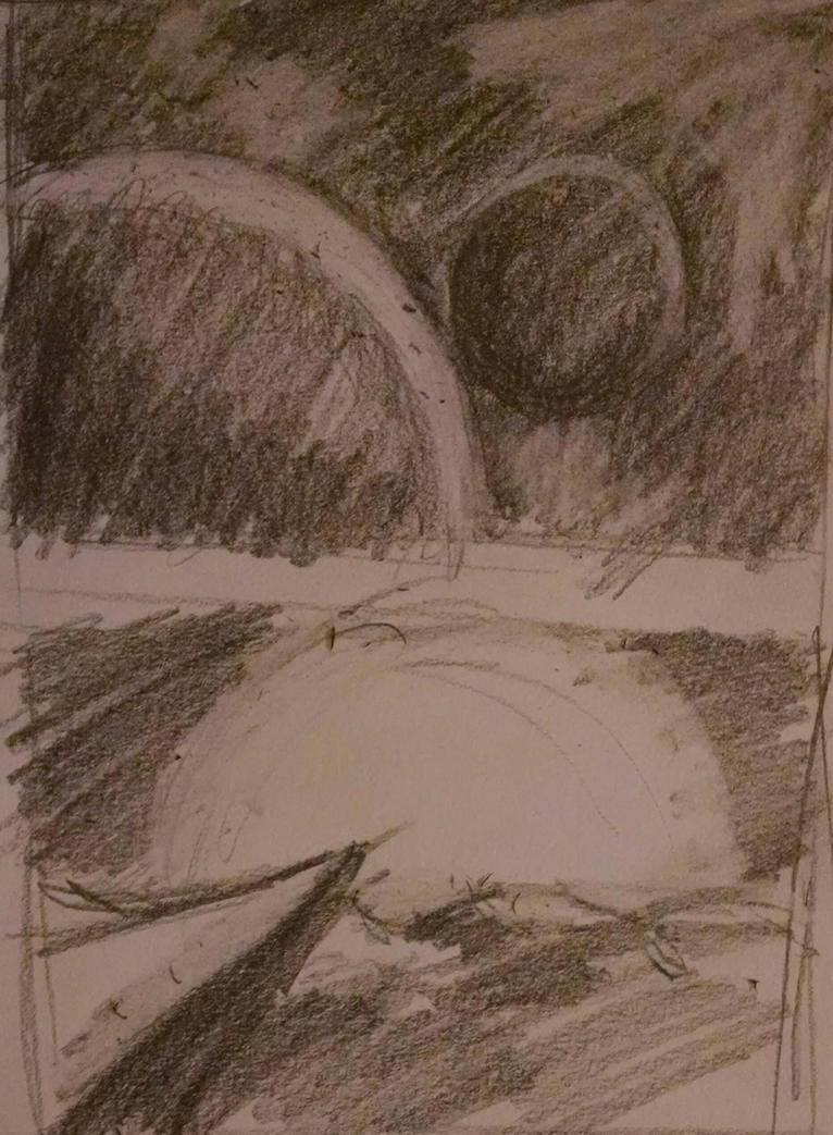 illustration sketch 2 by synnworld