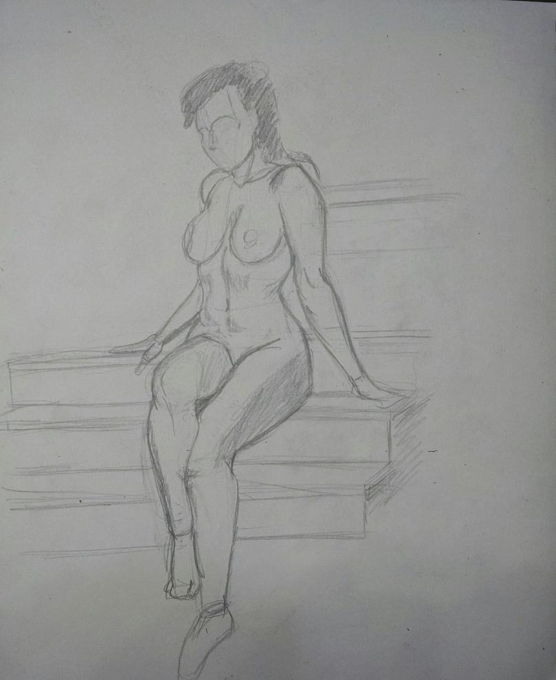 figure study by synnworld