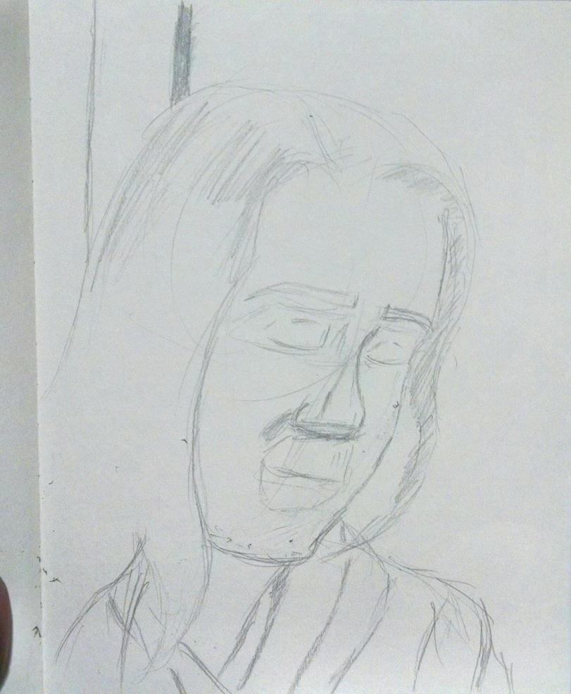 Onsite sketching 6 by synnworld