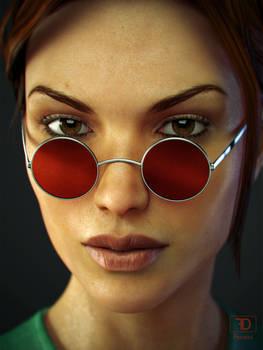 Lara Close-up