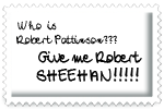 Robert Sheehan stamp by Mia42