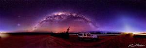 Milky Way over Western Australia