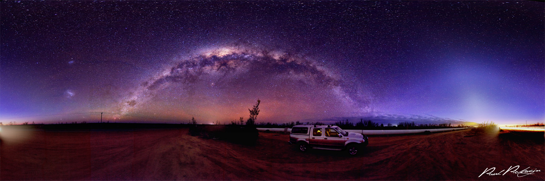 Milky Way over Western Australia by paulmp