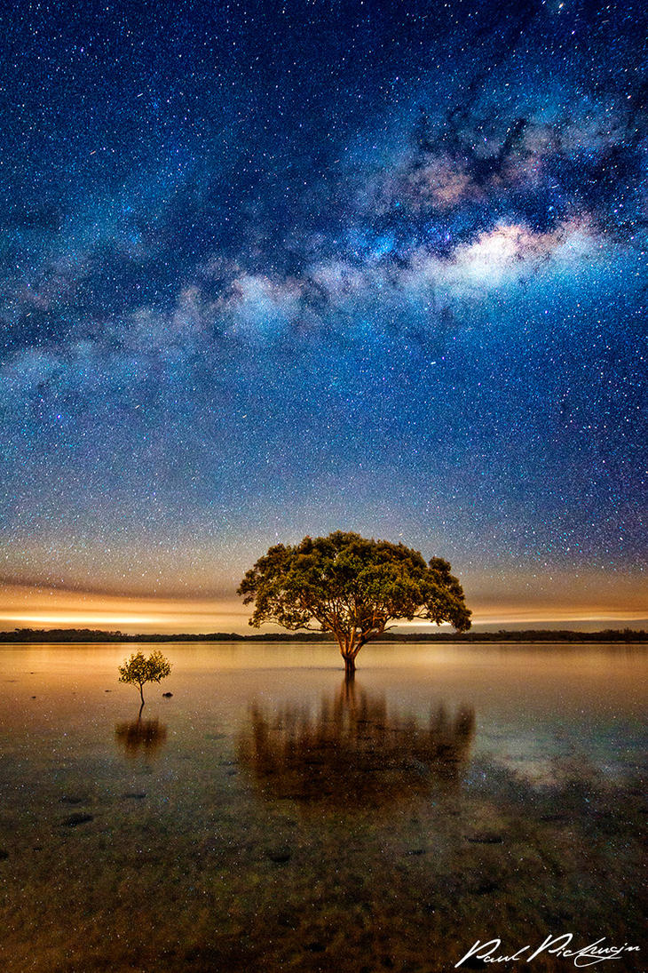 Lone Night by paulmp
