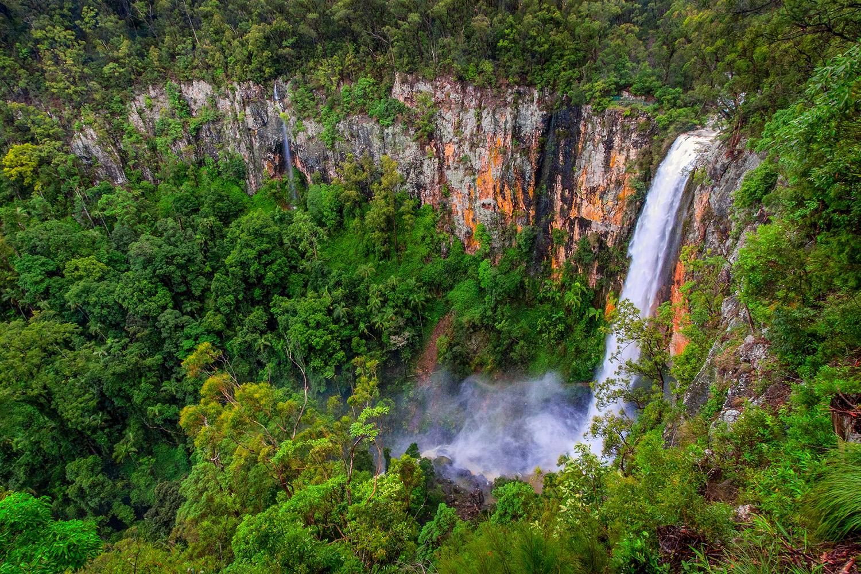 Purlingbrook Falls by paulmp