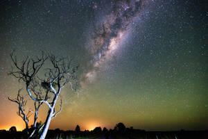 Busselton Night Skies by paulmp