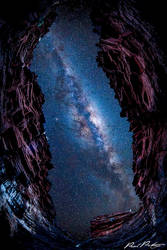 Eye to the Galaxy by paulmp