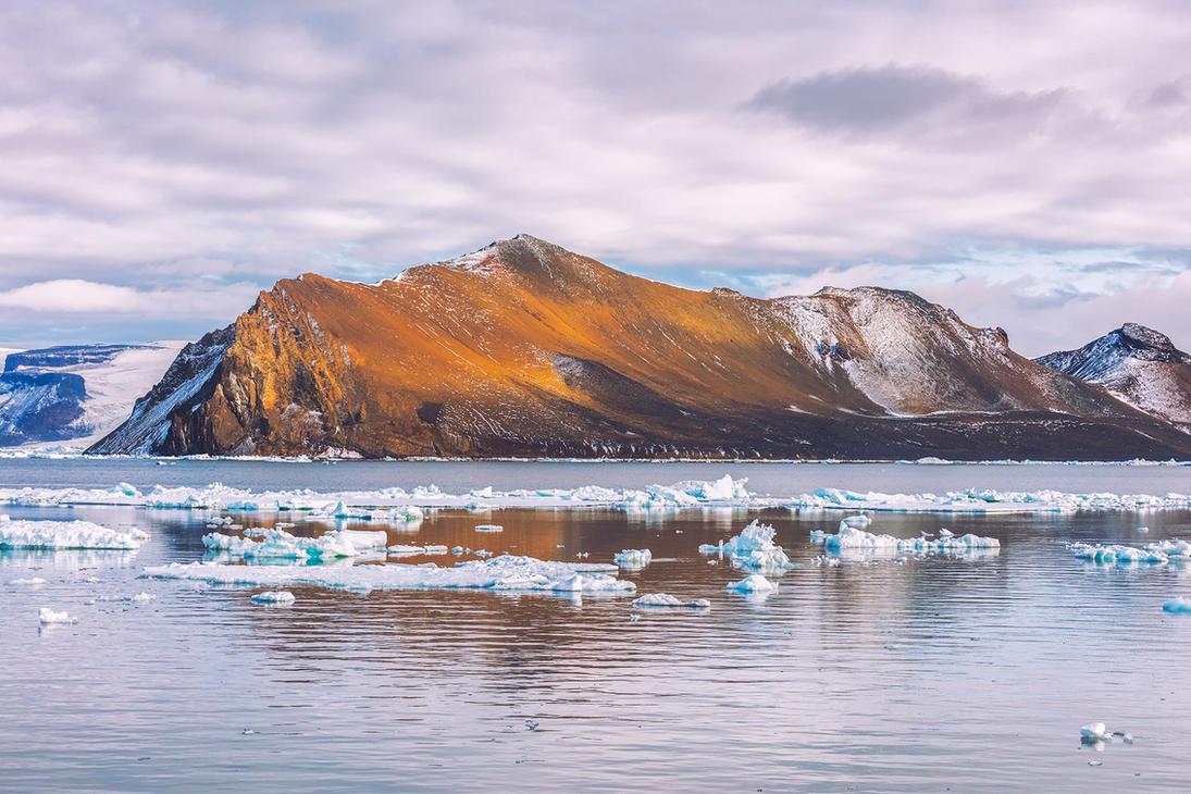 Antarctica by paulmp