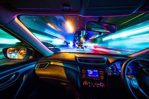 Warp Speed by paulmp