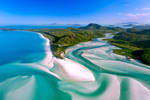 Hill Inlet, Whitsundays, Queensland, Australia by paulmp