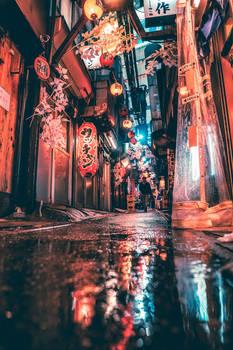 Exploring Shinjuku, Japan