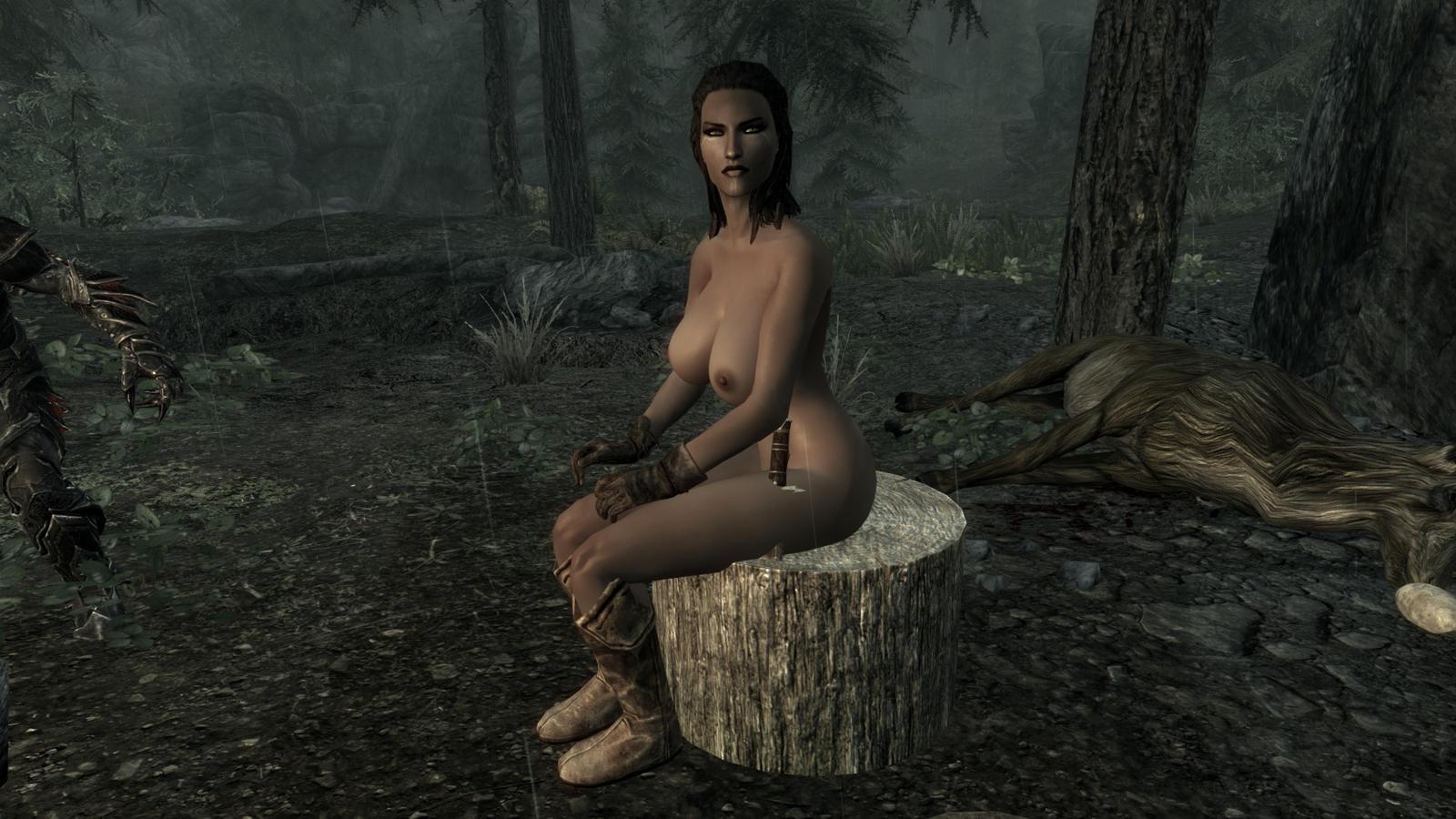 Artistic Mature Nudes 46