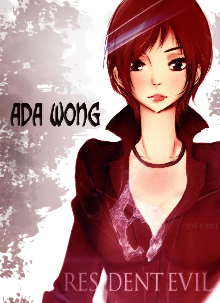 Ada Wong from Resident Evil 6 by Leanncn on DeviantArt