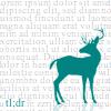 Teal Deer by Shiisa