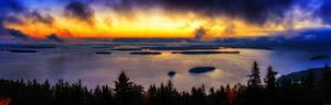 Early Morning panorama