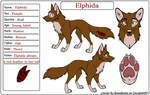 Elphida Reference Sheet