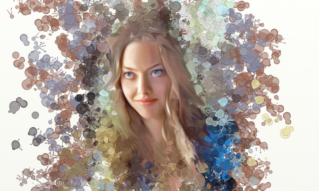 Actrice by frankartnumerique