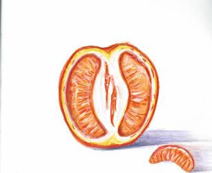 Orange-fruit by frankartnumerique