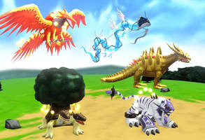 The Digimon Sovereigns