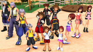 Growing Up With Kingdom Hearts (KH3 Version)