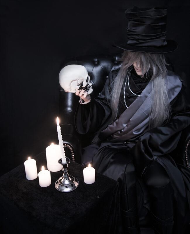 Black Butler Grim Reapers Undertaker Cosplay By Cosgalaxy