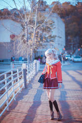 Charlotte Nao Tomori Cosplay by cosgalaxy