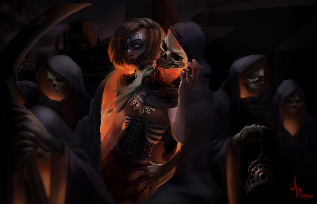 Dance of the Dead by JulianCorpuz