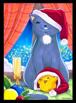 Christmas pets 2012