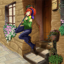 Marupen02-defi by FantasyHeart