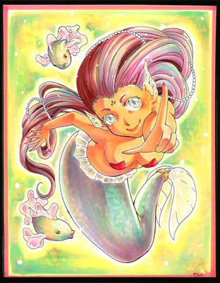 Sirena Copic by FantasyHeart