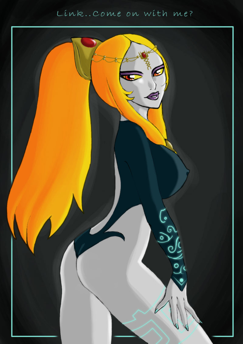 Midna Sexy for Max 2 by FantasyHeart