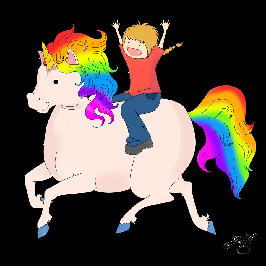 i love my unicorn, illustration, text, typography, unicorn - image ...