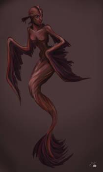 Deep Ocean Creature