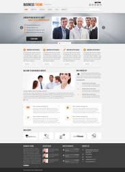 Business WordPress Premium Theme