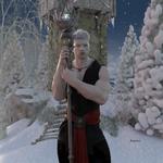 Korik the Silver Warden