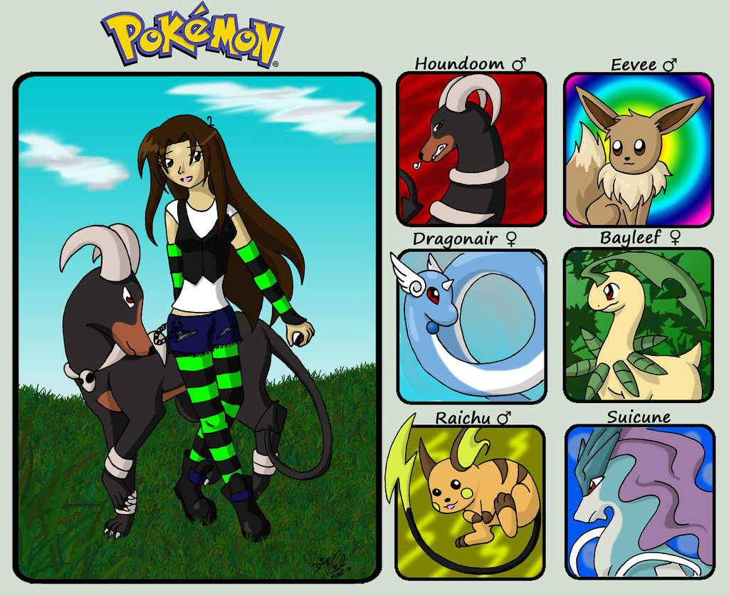 Pokemon Trainer: Daisy by charryblossom