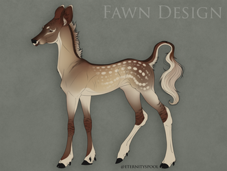 Siva - Fawn Design by LadyDutchess