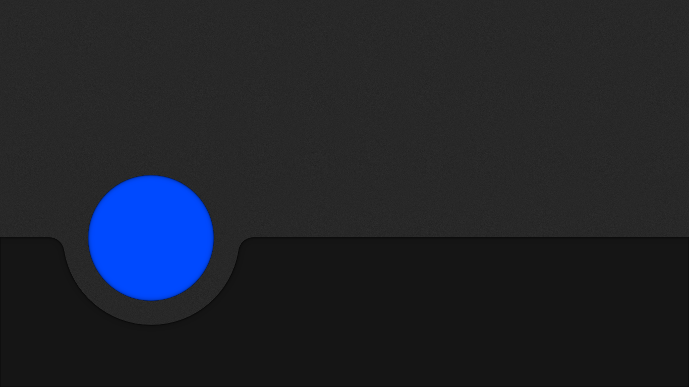 Dark Material Design Kind Of Wallpaper 1366x768 By