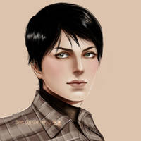 Curie by pain-art