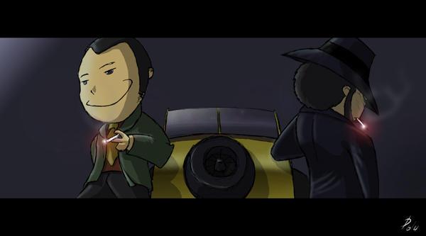 Lupin by poom-poom