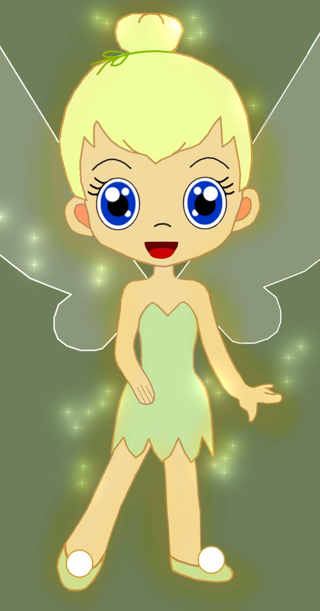 Tinkerbell by lemoney2