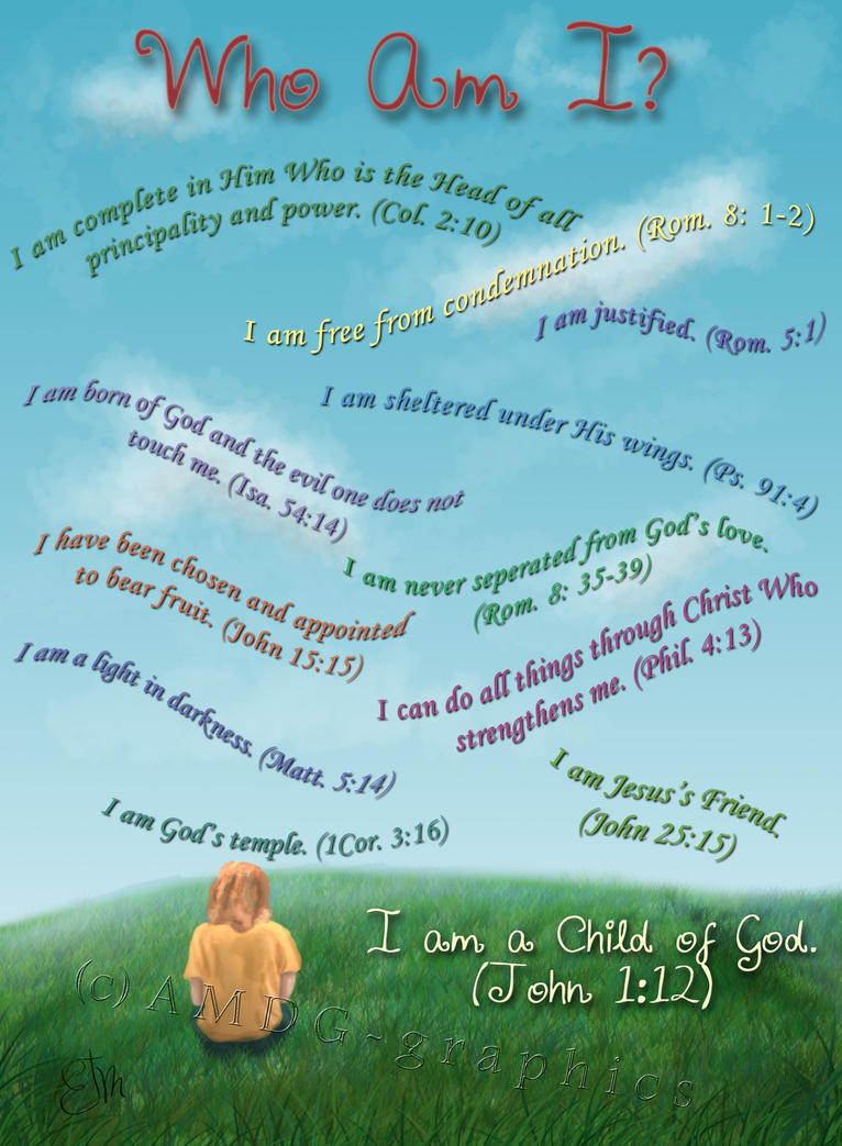 Am I Unproportional What Is Lagging In My Body: Who Am I? By AMDG-graphics On DeviantArt