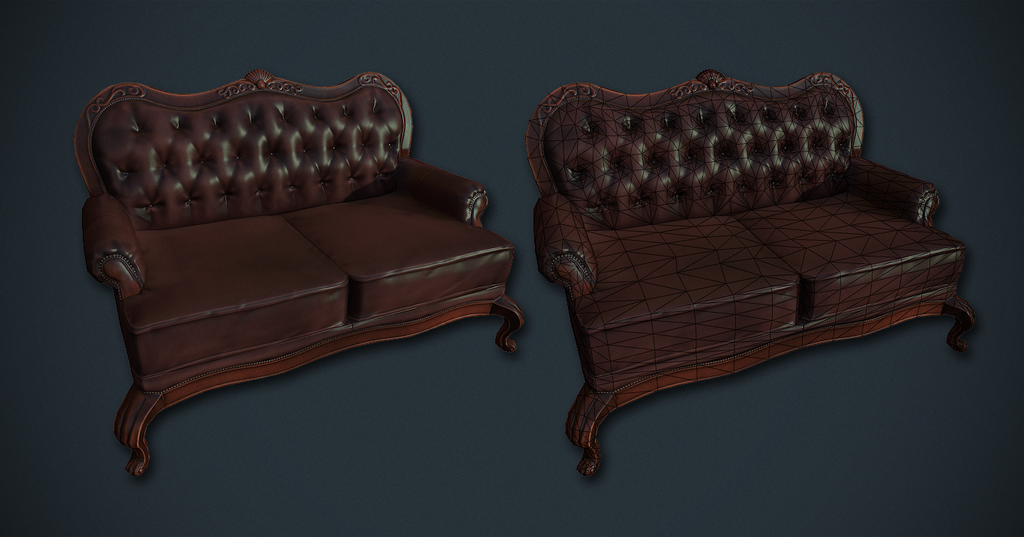 Victorian Furniture 1 By Deoce On Deviantart