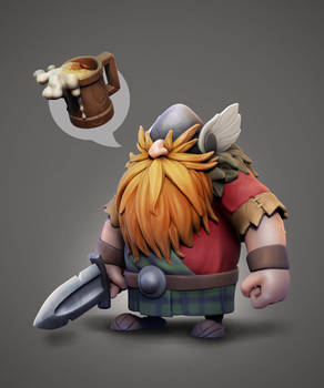 Viking_Daily_Sculpt